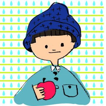 りんご少年