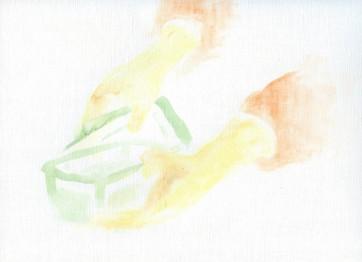 お味噌汁の手