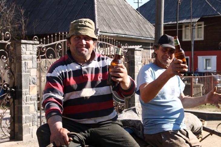 Oameni in Maramures