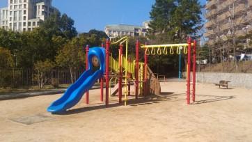 アパートメント用公園