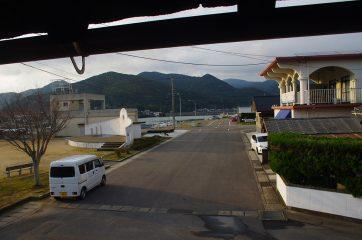 totobeからの景色。