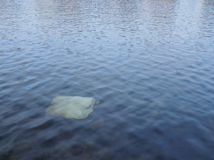 waterplasticbag