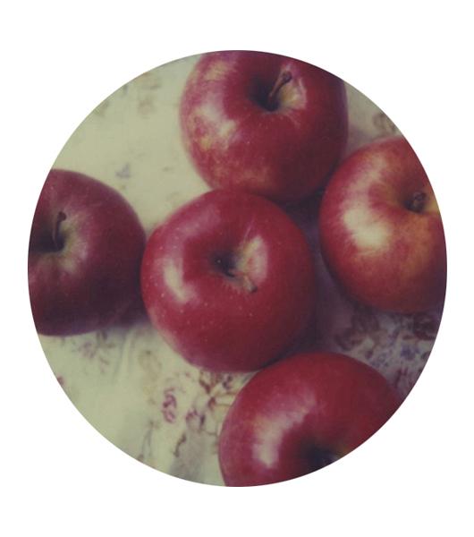 セザンヌの林檎