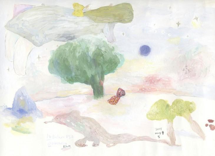 セザンヌの林檎、エピソード1。