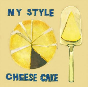 ケーキと廻る世界