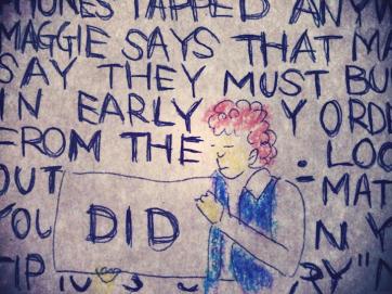 "anonymousとonymousを巡る8のエッセイ (2) Bob Dylan ""Subterranean Homesick Blues"""