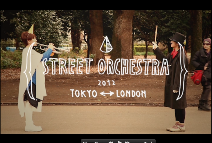Street Orchestra Tokyo→London
