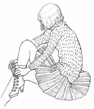 【第2話 靴とヤバい女の子】
