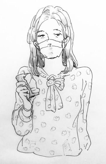【第6話 顔とヤバい女の子】
