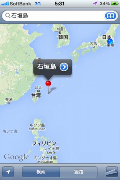 石垣マップ