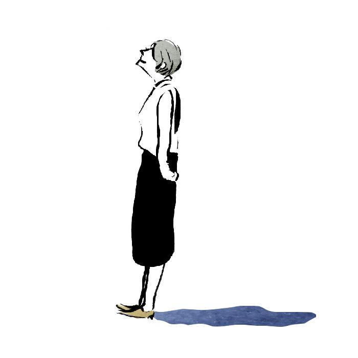 夜想曲「パンと空白」 第4章:白いブラウスを着た女