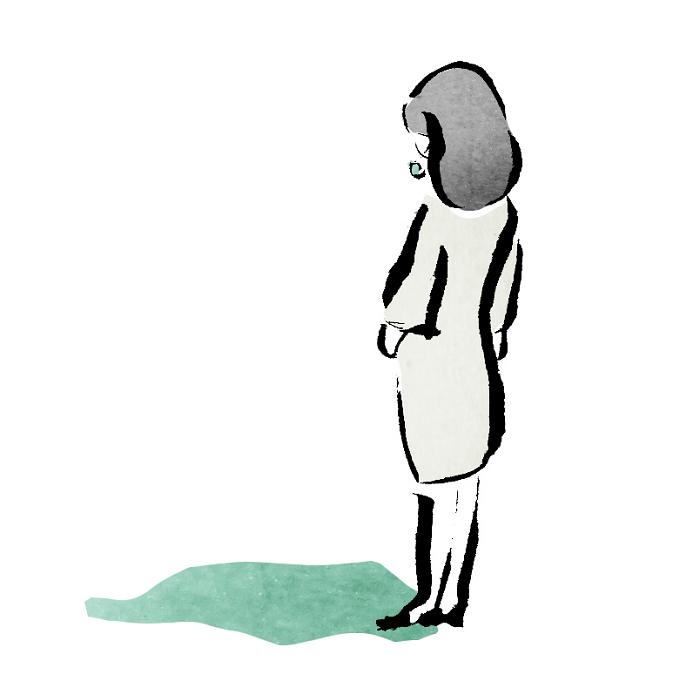夜想曲「パンと空白」 第1章:トルコ石のピアスをつけた女