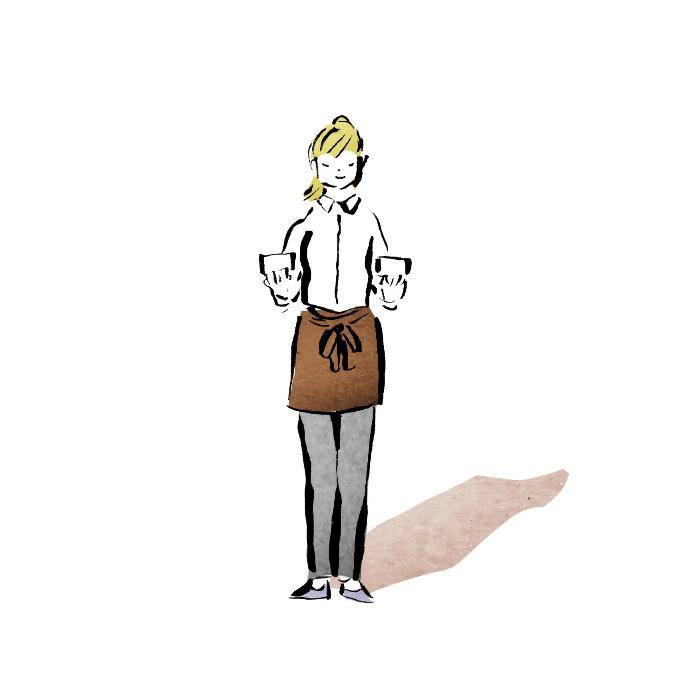 夜想曲「パンと空白」 第5章:名刺を置いていく女