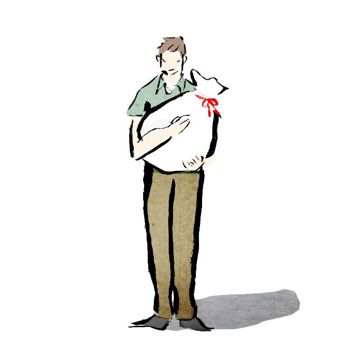 夜想曲「パンと空白」 第8章:名前をつける男