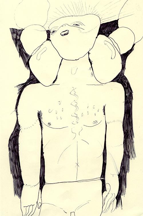 グローブで頸動脈を締め付けられる、という吉兆夢を見た