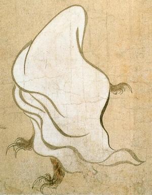 若者が求める「白い布」 ー 暮しと妖怪の手帖(7号)
