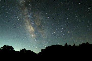 星空書簡3-流れ星の降る夜