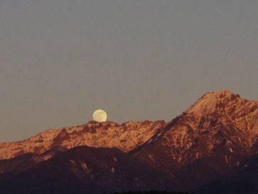 星空書簡6―大きな月