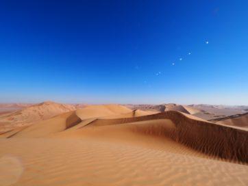 希望と復讐をたずさえて〜砂漠の女〜