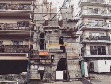 お直しカフェ-お直しをする人の溜り場をつくる試み(2)建築家 岡啓輔「一生ズボン」