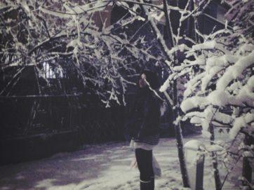 あの雪の日、私はどこにいたんだっけ