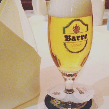 ドイツツァーとビール