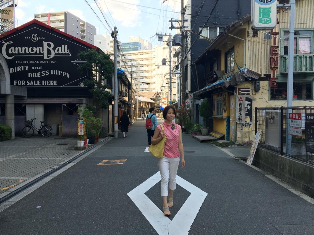 その街とわたし【大阪・中崎町】