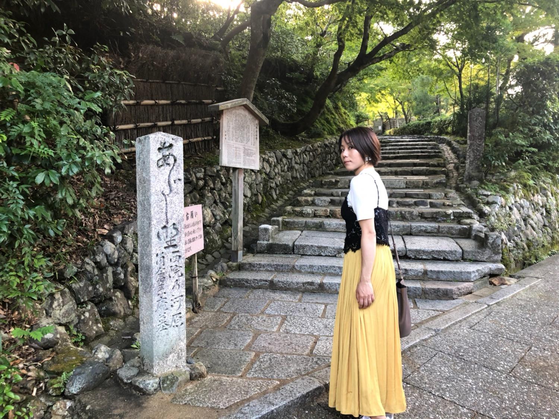 その街とわたし【京都・嵯峨野】