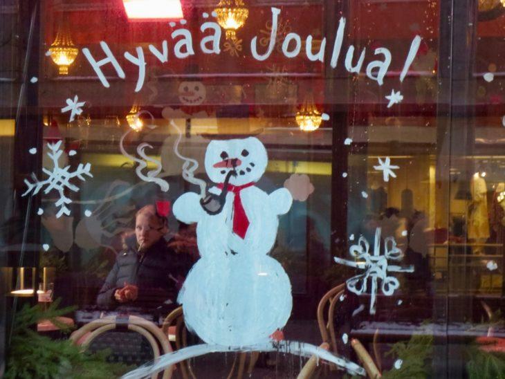 フィンランドのクリスマス