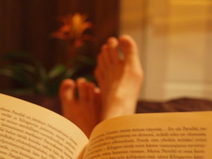 読むとデンタルフロスを使いたくなる本