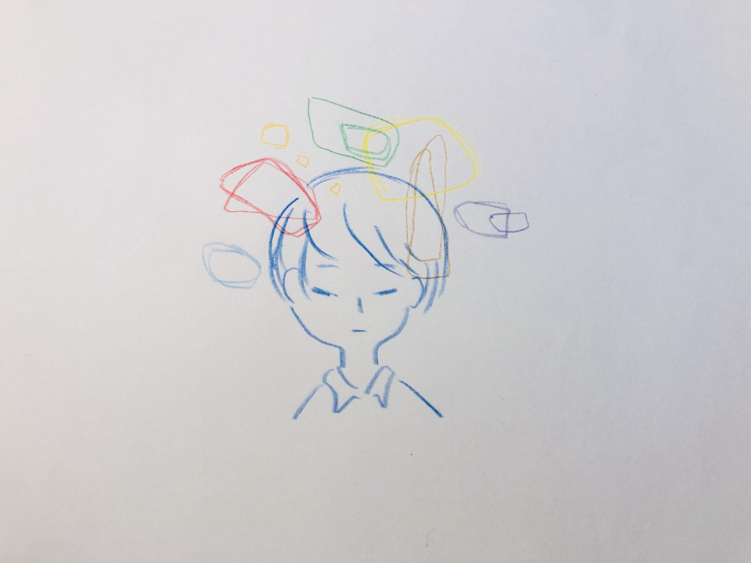 「思う」の不思議